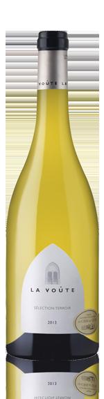 La Voûte 2013 Chardonnay
