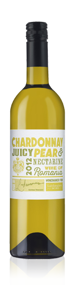 The House Chardonnay 2012 Chardonnay