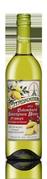 Le Citronnier 2012 Blend