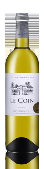 Le Coin Sauvignon Gris 2012 Blend