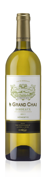Le Grand Chai Bordeaux Réserve 2011 Sauvignon Blanc