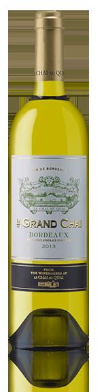 Le Grand Chai Bordeaux Blanc Aoc 2014 Sauvignon Blanc