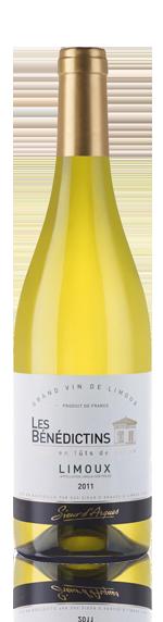 Les Bénédictins 2011 Chardonnay