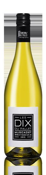 Les Dix du Pallet 2012 Melon de Bourgogne