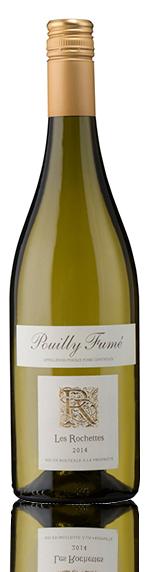 Les Rochettes Pouilly Fume 2014 Sauvignon Blanc