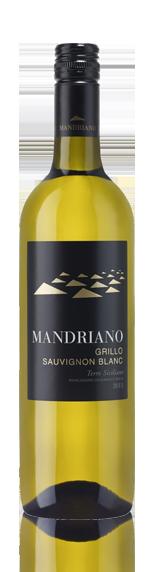 Mandriano Grillo Sauvignon Blanc 2013 Sauvignon Blanc