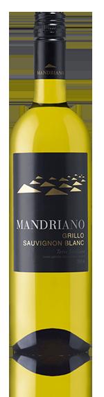 Mandriano Grillo Sauvignon Igt 2014 Grillo
