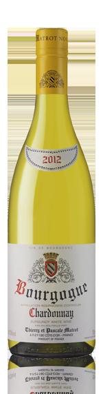 Domaine Matrot Bourgogne 2012 Chardonnay