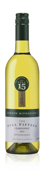 Mcpherson The Full Fifteen Chardonnay 2013 Chardonnay