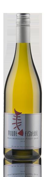 Mount Fishtail Pinot Gris 2012 Pinot Gris