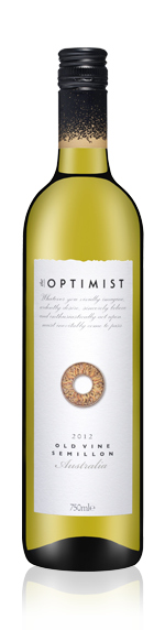 The Optimist Old Vine Semillon 2012 Semillon