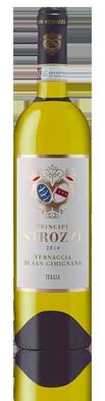 Principe Strozzi Vernaccia San G Docg 2014 Annan