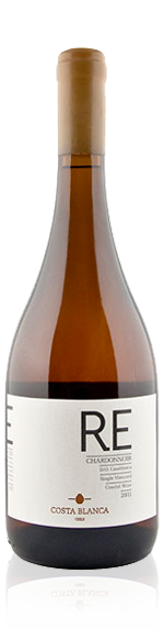 Bodegas Re Chardonnier 2012 Chardonnay