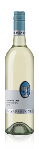 Scarpantoni Unwooded  Chard 2013 Chardonnay
