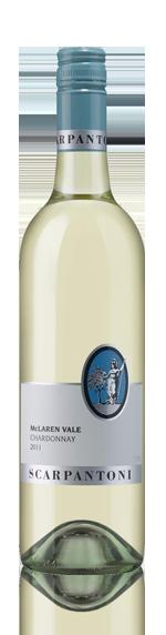 Scarpantoni Unwooded Chardonnay 2011 Chardonnay