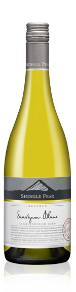 Shingle Peak Reserve Sauvignon Blanc 2013 Sauvignon Blanc