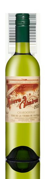 Sierra Almirón Lees Aged Chardonnay 2012 Chardonnay
