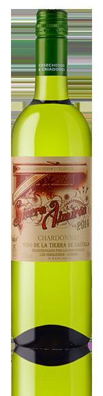 Sierra Almiron Lees Aged Chardonnay 2014 Chardonnay