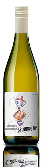 Spinning Top Sauvignon Blanc 2014 Sauvignon Blanc