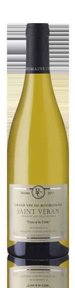 Christophe Cordier Clos À La Côte Chardonnay
