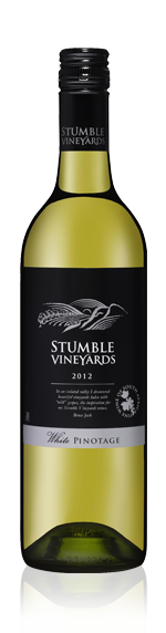 Stumble Vineyards White Pinotage 2012 Pinotage