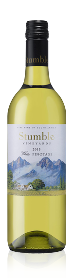 Stumble Vineyards White Pinotage 2013 Pinotage