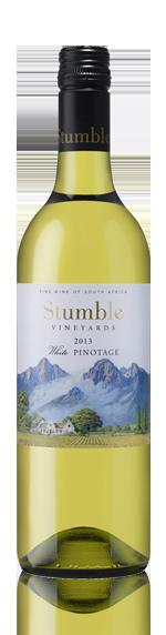 Stumble Vineyards White Pinotage 2013 Pinotage