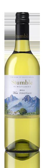 Stumble Vineyards White Pinotage 2014 Pinotage