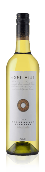 The Optimist Chardonnay Viognier 2014 Chardonnay