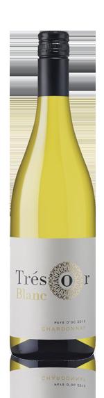 Trésor Blanc Chardonnay 2013 Chardonnay