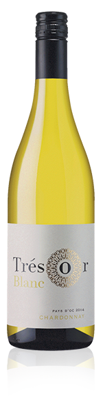 Tresor Blanc Chardonnay 2014 Chardonnay