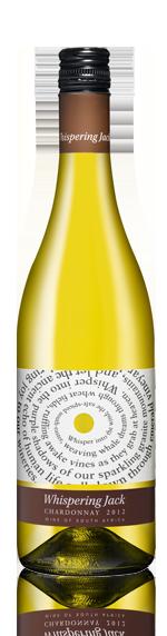 Whispering Jack Chardonnay 2012 Chardonnay