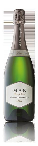 M A N Methode Cap Classique NV Chardonnay