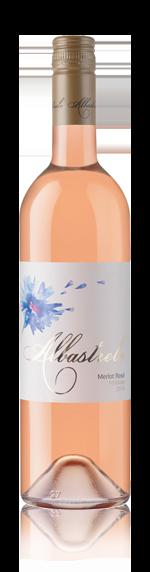 Albastrele Rose 2014 Merlot