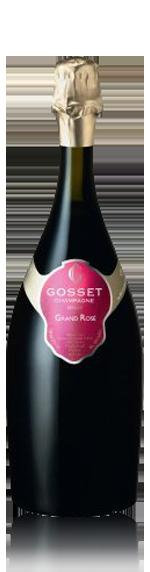 Champagne Gosset Champagne Grand Rosé Brut Chardonnay