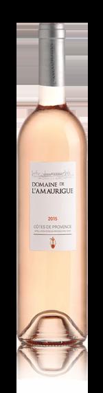 Domaine De L'amaurigue Côte De Provence Rosé Magnum 2015 Grenache