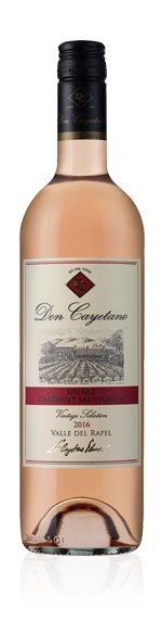 Don Cayetano Cab Sauv Shiraz Rose 2016
