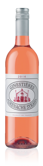 Ginestieres Rose Igp Oc 2014 Grenache