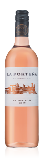 La Porteña Malbec Rosé 2016
