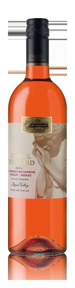 Los Rosales Chapel Vineyard Rosé 2014 Cabernet Sauvignon