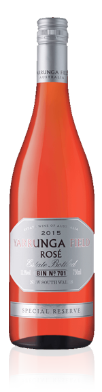 Yarrunga Field Rose 2015 Shiraz