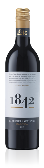 vin 1842 Cabernet Sauvignon 2011 Cabernet Sauvignon