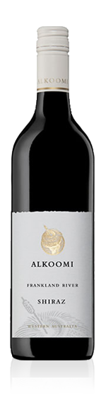 Alkoomi White Label Shiraz 2016