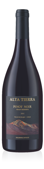 vin Alta Tierra Pinot Noir Gran Reserva 2015 Pinot Noir