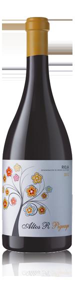 Altos Pigeage Rioja 2012 Tempranillo
