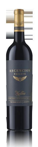 vin Ascencion Malbec Reserve 2014 Malbec