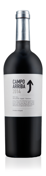 vin Barahonda Campo Arriba Old Vines 2015 Monastrell