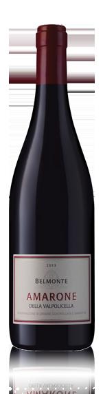 vin Belmonte Amarone Della Valpolicella 2013 Corvina