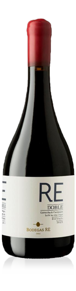 vin Bodegas Re Doble 2015 Garnacha