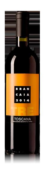 Brancaia Toscana Tre 2014